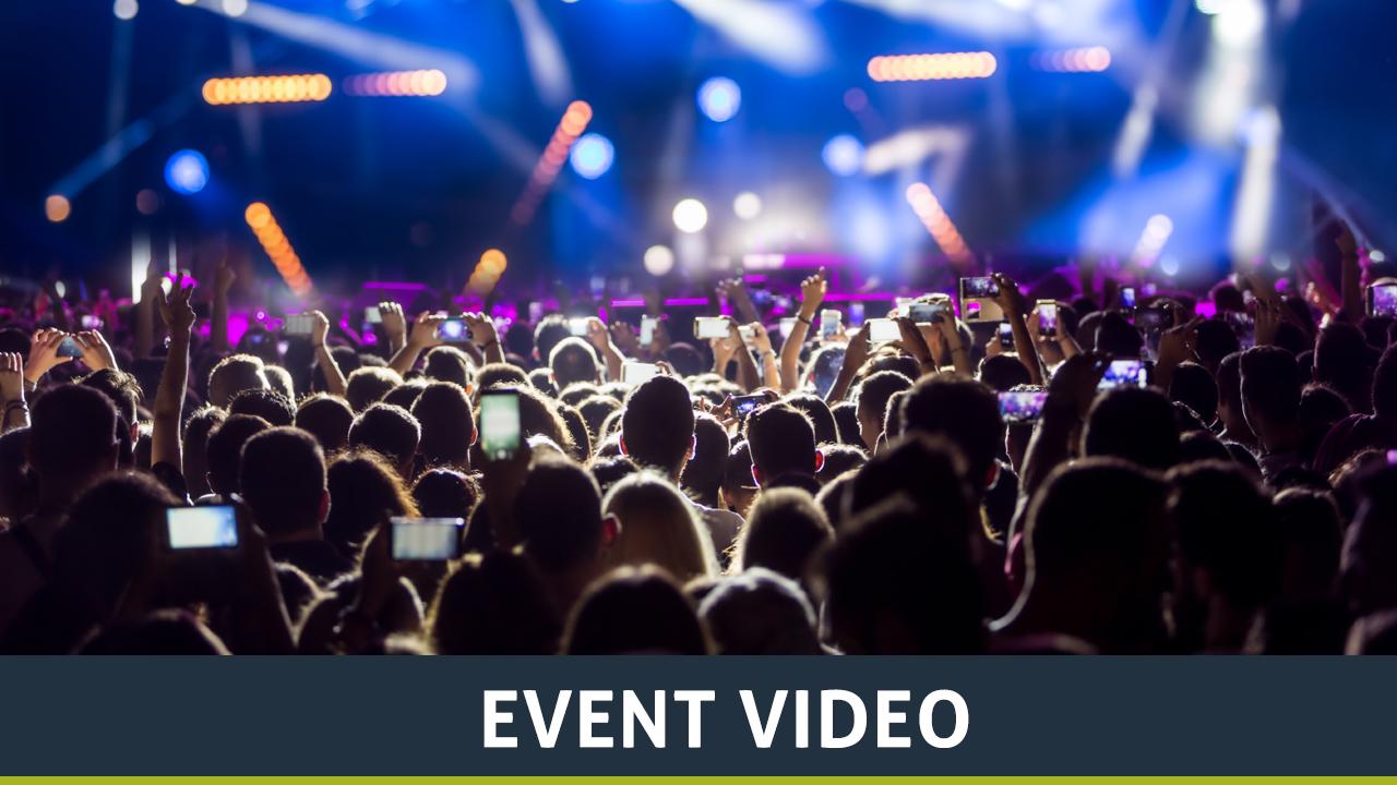 RefGroup - Event video