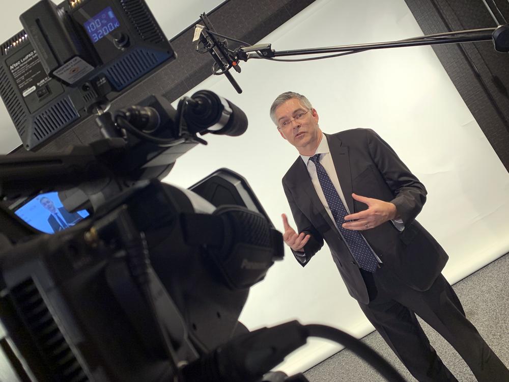 Cmore-videoproductie-professor