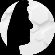 vrouw-silhouet